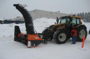 Kestävä Epoken Snowline Westbjörn S2450